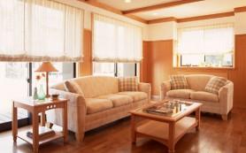 Натуральный текстиль — выбираем льняные шторы