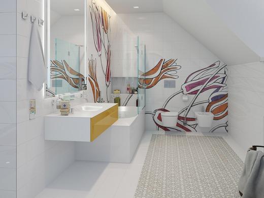 Отделка ванной комнаты: самые популярные варианты