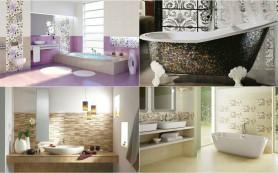 Как выбрать керамическую плитку для ванной: 5 советов
