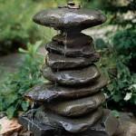 Как сделать декоративный фонтан своими руками