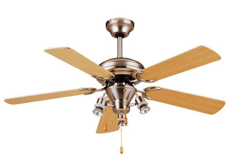 Установка вентилятора на потолок