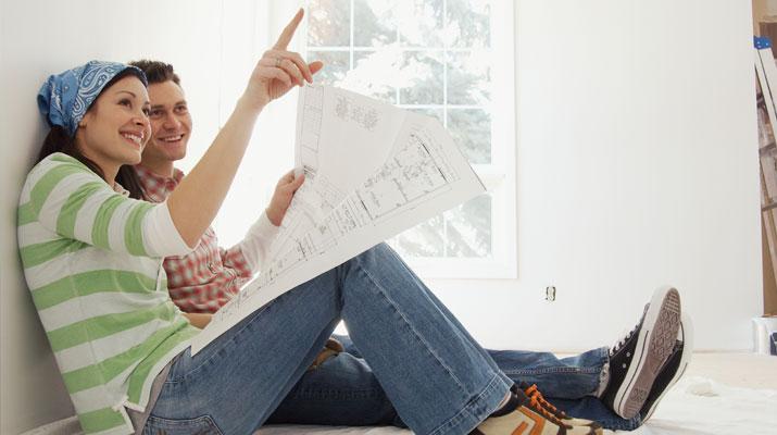 Быстрый ремонт гостиной: пошаговая инструкция