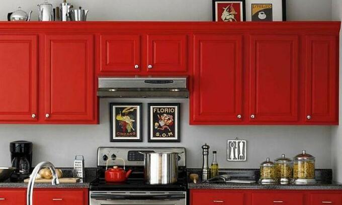 Ловкость рук: как улучшить интерьер вашей кухни с помощью простых приемов