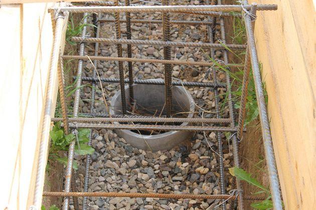 Свайно-ленточный фундамент пошаговая инструкция