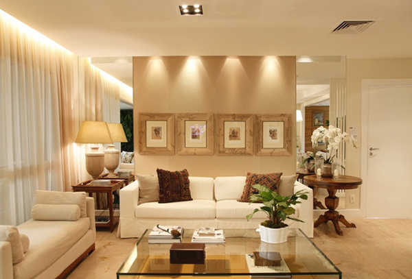 Зонирование квартиры при помощи освещения: практичные идеи для разных комнат