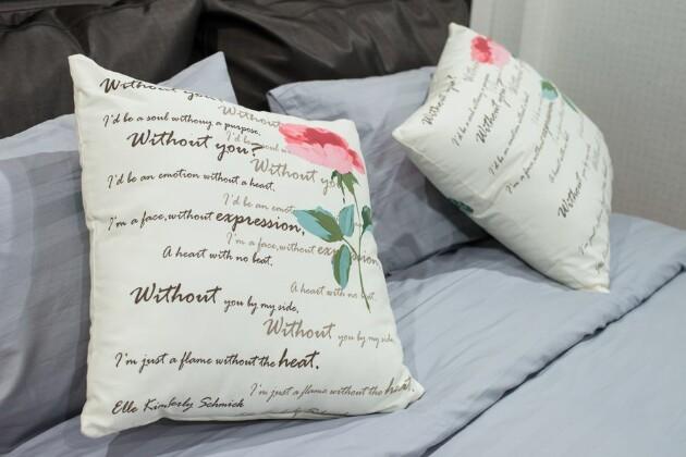 Декоративные подушки — обновляем домашний интерьер