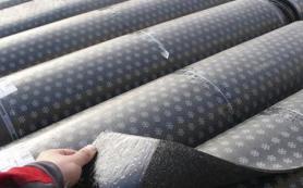 Гидроизоляция при помощи Унифлекса: преимущества и особенности материала