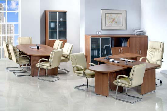Мебель в кабинет шефа