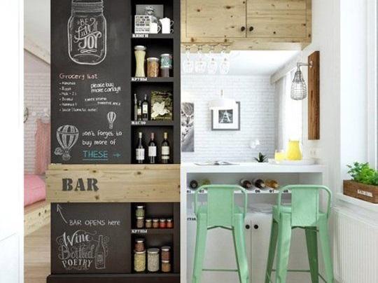 Как улучшить неудобную и тесную кухню?