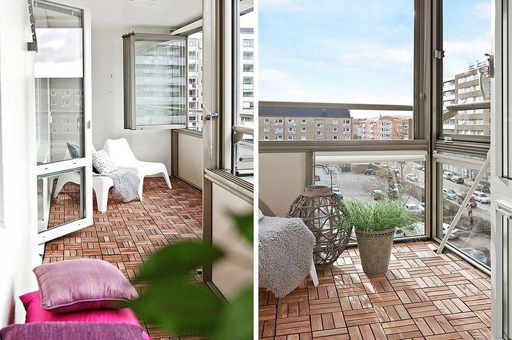 Новая жизнь старого балкона: 7 советов