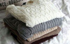 Прячем теплые вещи до осени: практичное хранение и правильная подготовка
