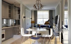 Как визуально приподнять потолок? 8 приемов дизайнера