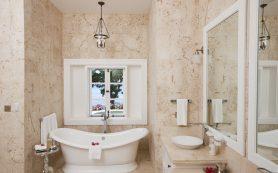 Ванная комната: винтаж снова в моде. Смеситель для душа.
