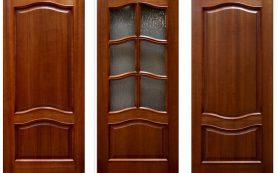 Межкомнатные двери из дерева. Рекомендации по уходу