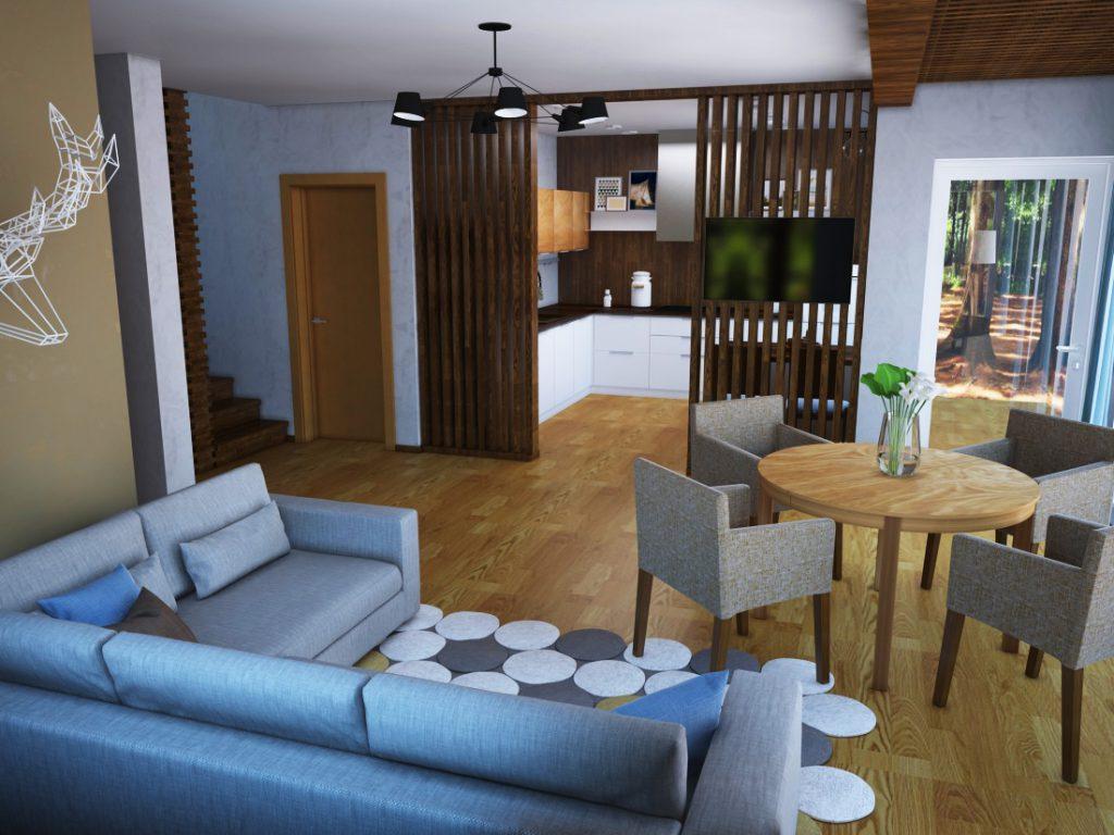 Как бюджетно оформить деревянную летнюю дачу?