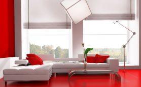 Рулонные и римские шторы: спасаемся от палящего солнца красиво