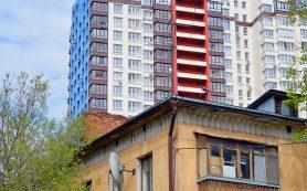 Площадь квартир в новостройках заметно снизилась
