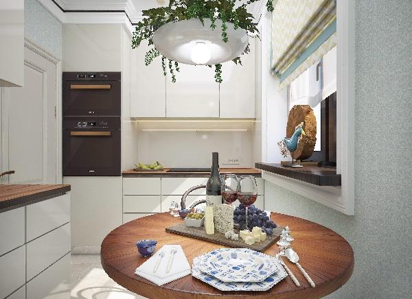 Что делать, если у вас маленькая кухня: советы дизайнера