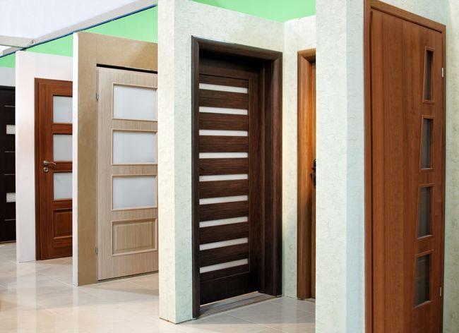 Технология установки стандартных межкомнатных дверей