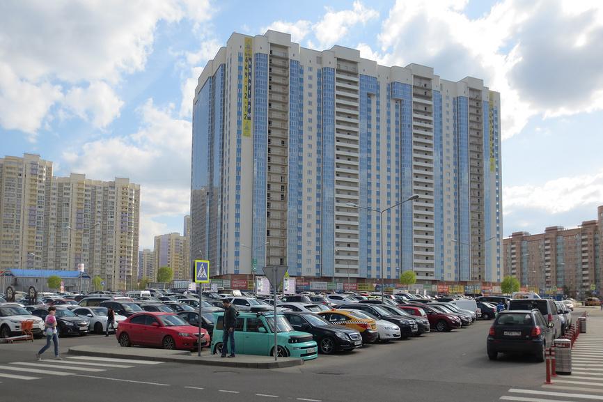 На московском рынке стало больше дешевого жилья