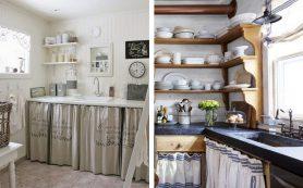 5 дизайнерских идей для кухни