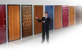 Входные двери. Рекомендации по выбору