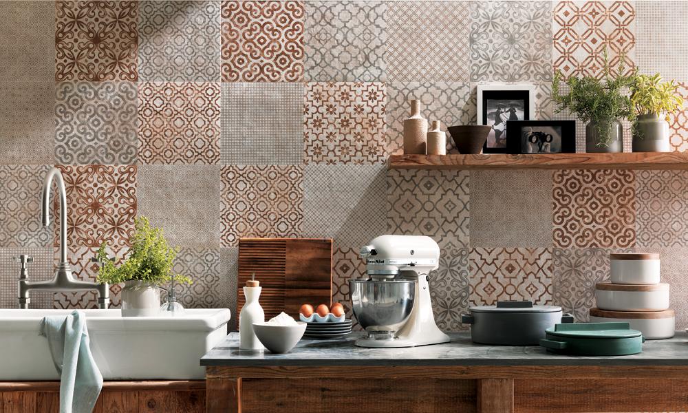 Керамическая плитка – лучший вариант для отделки