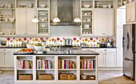 Рейтинг материалов для кухонного «фартука»