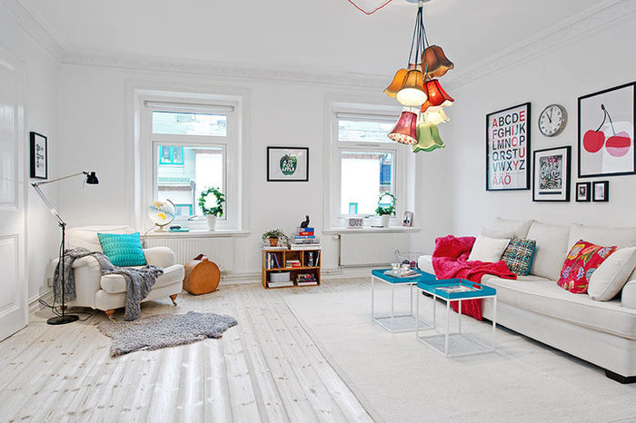 Любимые приемы шведских дизайнеров