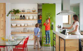 За и против: объединять ли кухню с гостиной?