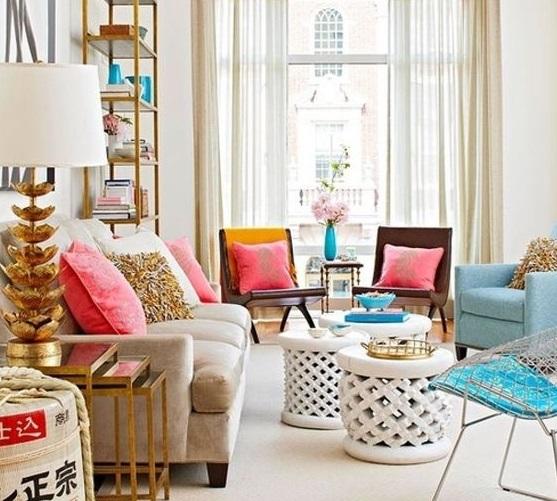 Как грамотно сочетать мебель разных стилей?