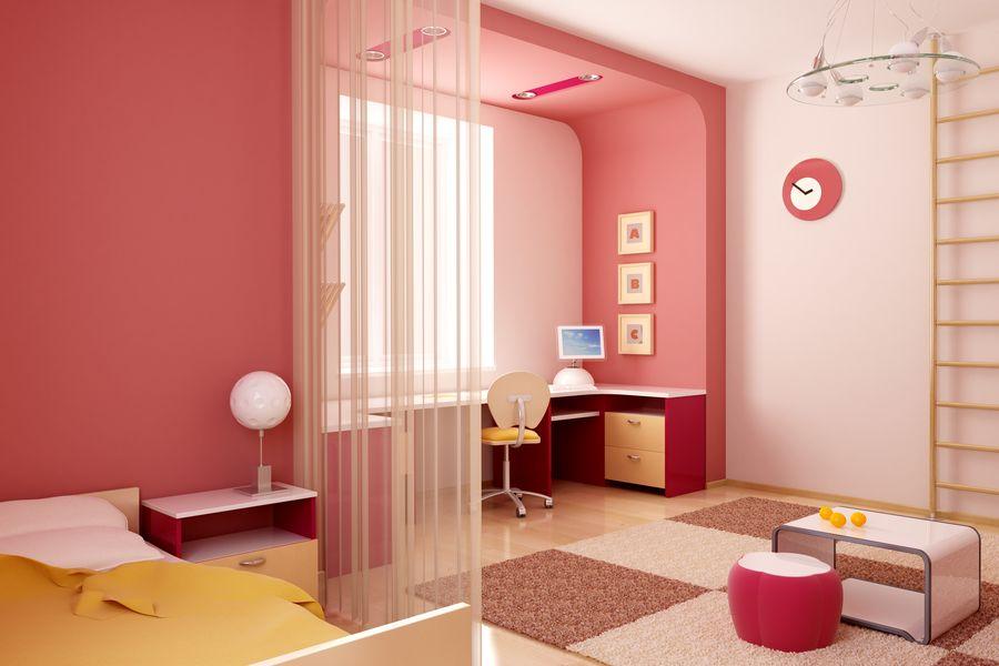 Как оборудовать комнату для школьника