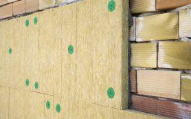 Утепление стен изнутри с помощью минеральной ваты и гипсокартона