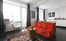 Однокомнатная квартира: советы по обустройству