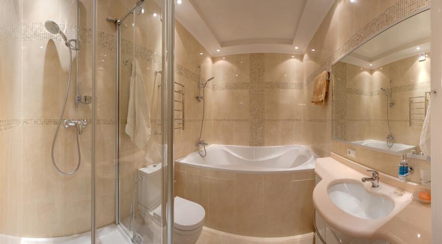 Выбираем бордюр для ванны или душевой кабины