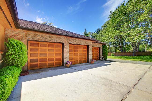Утепление ворот гаража изнутри