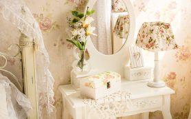 Как выбрать туалетный столик в спальню