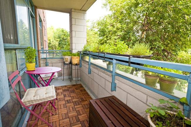 Технологии утепления балкона