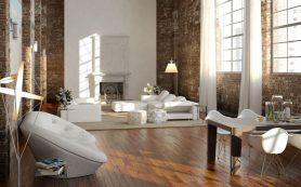 Украшать ли типовую квартиру кирпичом и камнем?