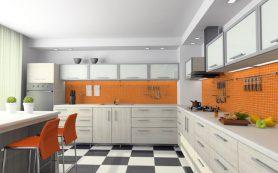 Кафельная плитка: различные способы укладки