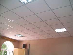 Подвесной потолок: удобное решение для дома