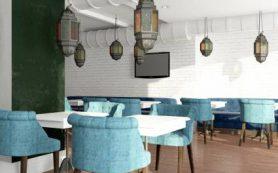 Особые стили и индивидуальные проекты – это разработка дизайн проекта ресторана у Ирины Пивовар