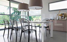 Итальянские стулья для оригинального интерьера жилья