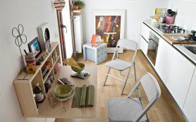 Выбираем мебель и аксессуары для маленькой квартиры