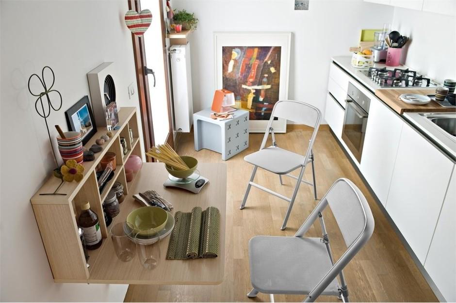 Мебель для кухни своими руками для маленькой кухни 54