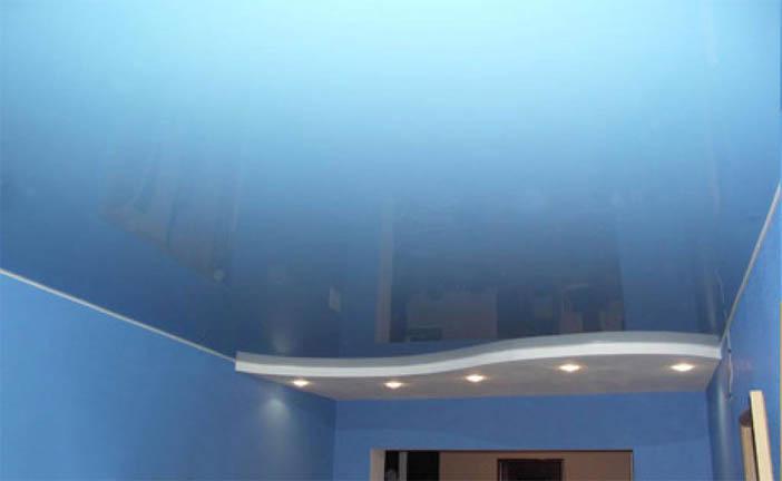 Двухуровневый потолок из гипсокартона своими руками: пошаговая инструкция