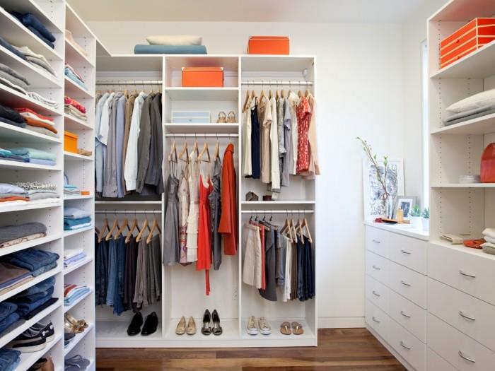 Как правильно спланировать гардеробную