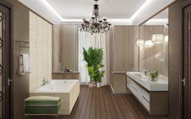 Дизайн ванной комнаты: правила планировки