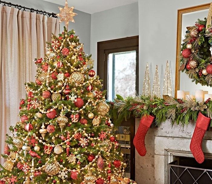 20 идей для оформления новогодней елки