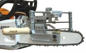 Качественный и практичный станок для заточки цепей бензопил и многие другие виды техники для дома.